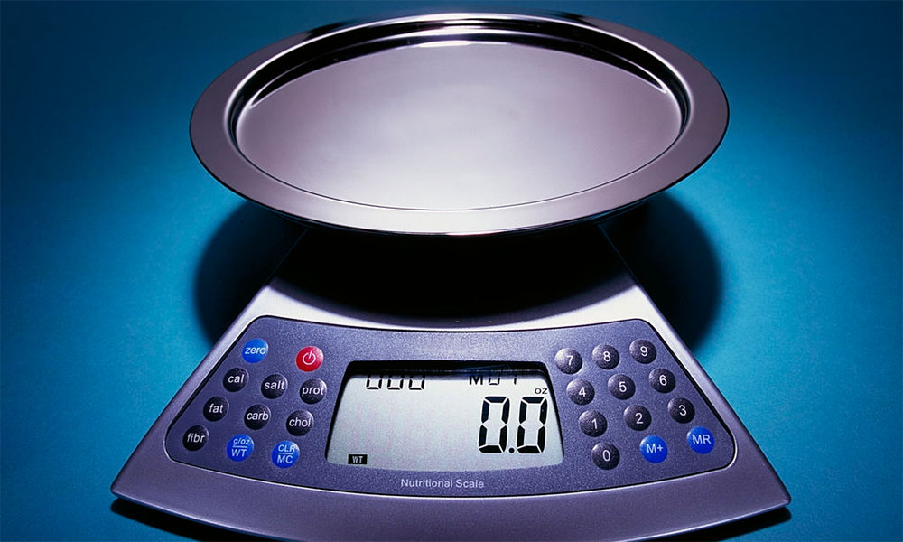 Food Scale With Calories