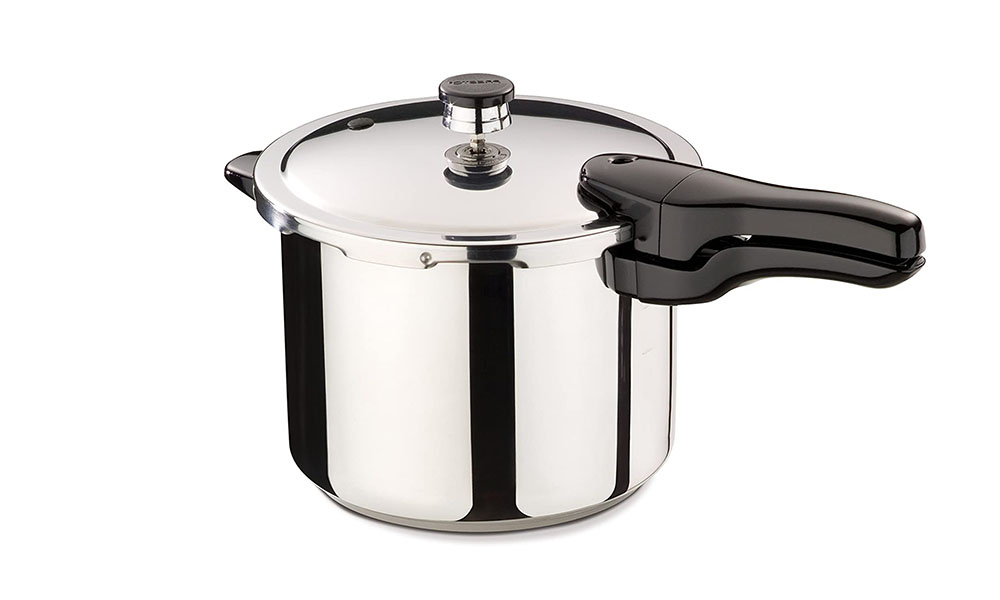 Stainless Steel Pressure Canner